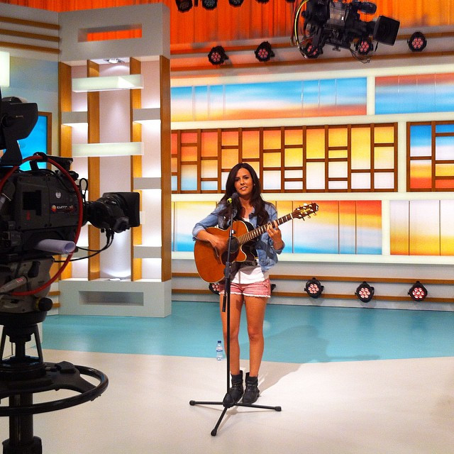 Live TV performance