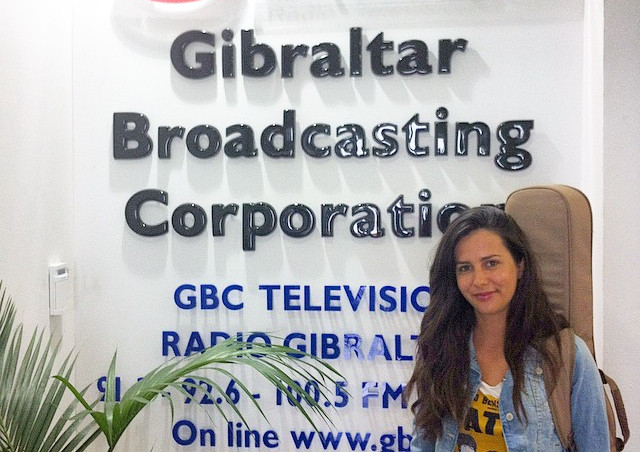 My interview + live acoustic performance on GBC Radio