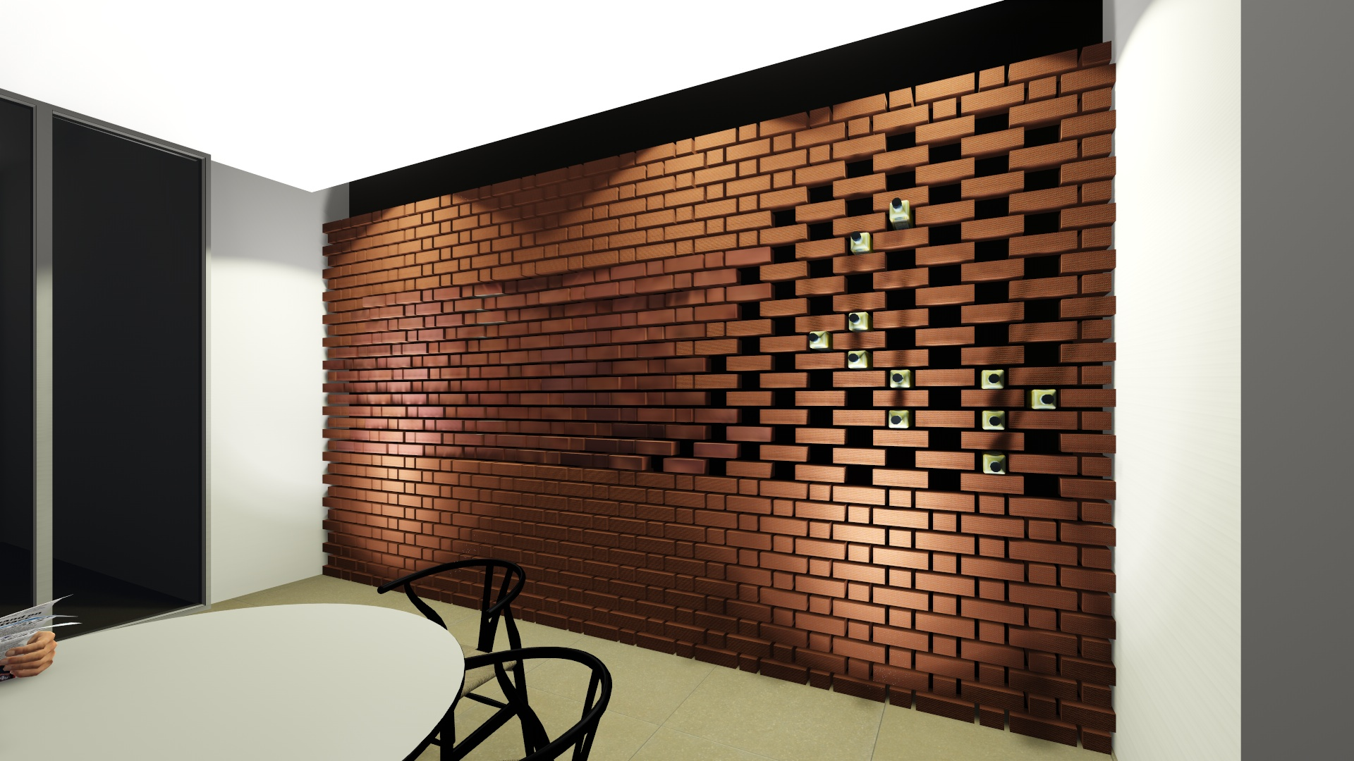 wall feature