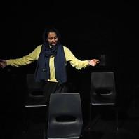 Dancing to the Blast by Monirah Hashemi (Palindrome Productions 2018)