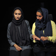 Dancing to the Blast by Monirah Hashemi (Paindrome Productions 2018)