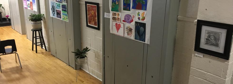 June Croon Art Exhibition