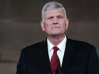 Franklin Graham Denounces the Equality Act, Calls It a 'Very Dangerous Bill'