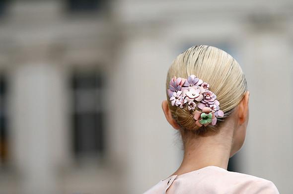 Marina Hoermanseder Show - Mercedes-Benz Fashion Week Berlin Spring/Summer 2016
