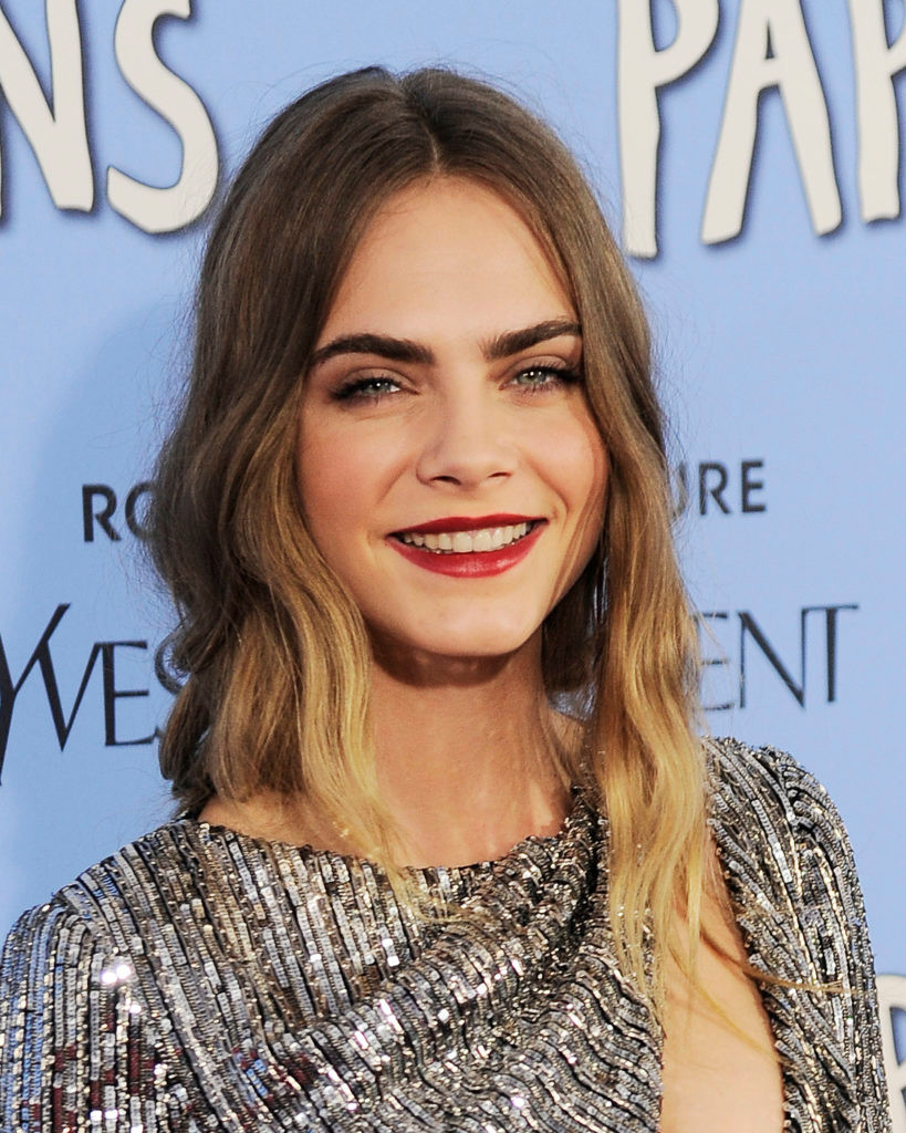 Twentieth Century Fox with YSL Rouge Pur Couture host the premiere of ÒPaper Towns