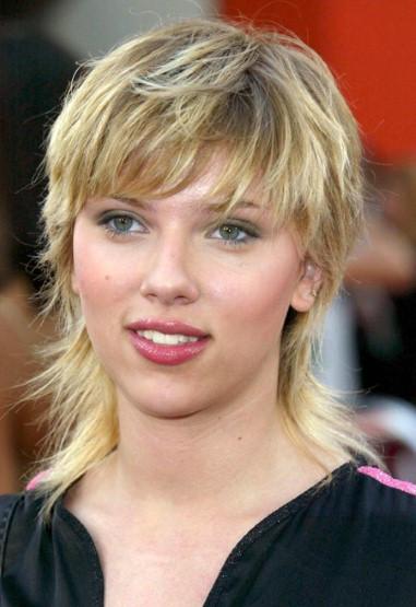 3-Scarlett mullet