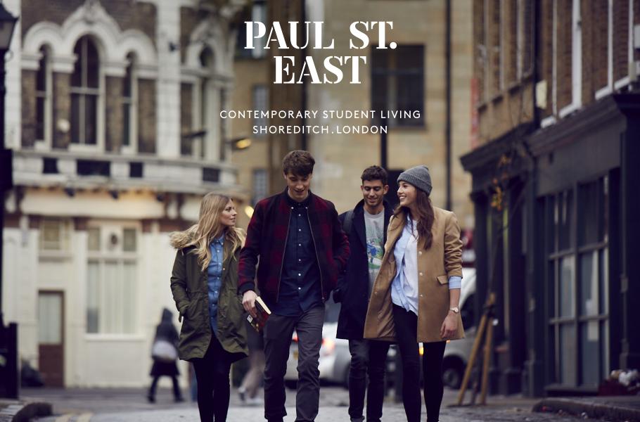 Paul Street East
