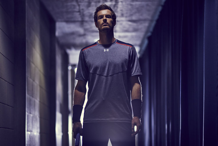 Andy Murray for Under Armour