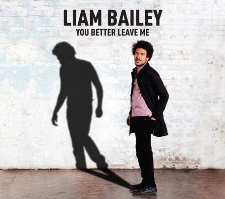 Liam Bailey LP Cover