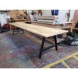 scaff table