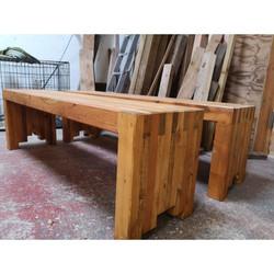 Custom 2x4 bench