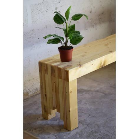 4x2 bench