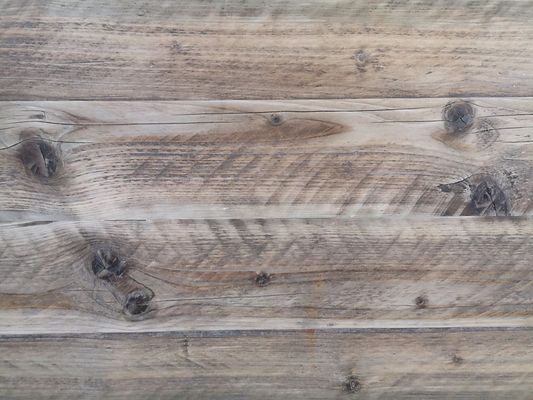 sanded and planed scaffolding board. Reclaimed scaff