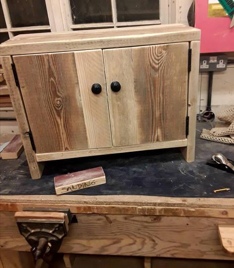 Tiny cabinet