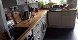 scaff kitchen worktop