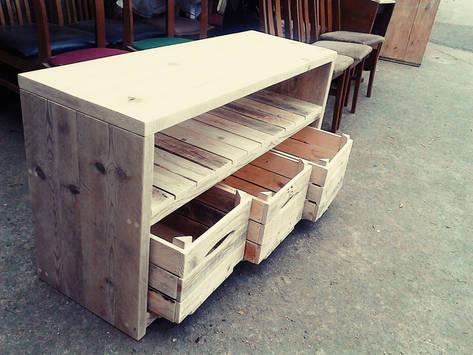 Pallet box unit