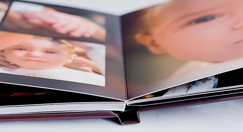 Фотокнига Крещение ребенка
