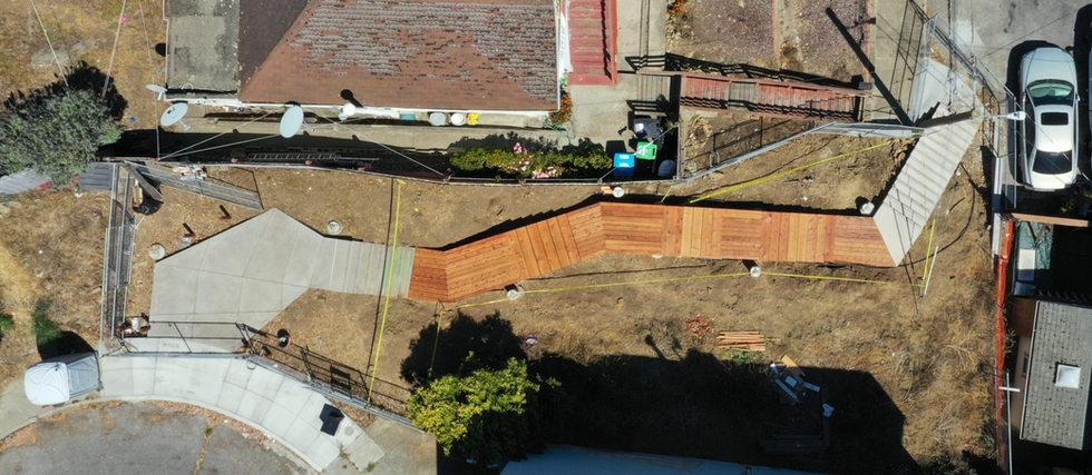 RIdge Lane San Francisco Drone