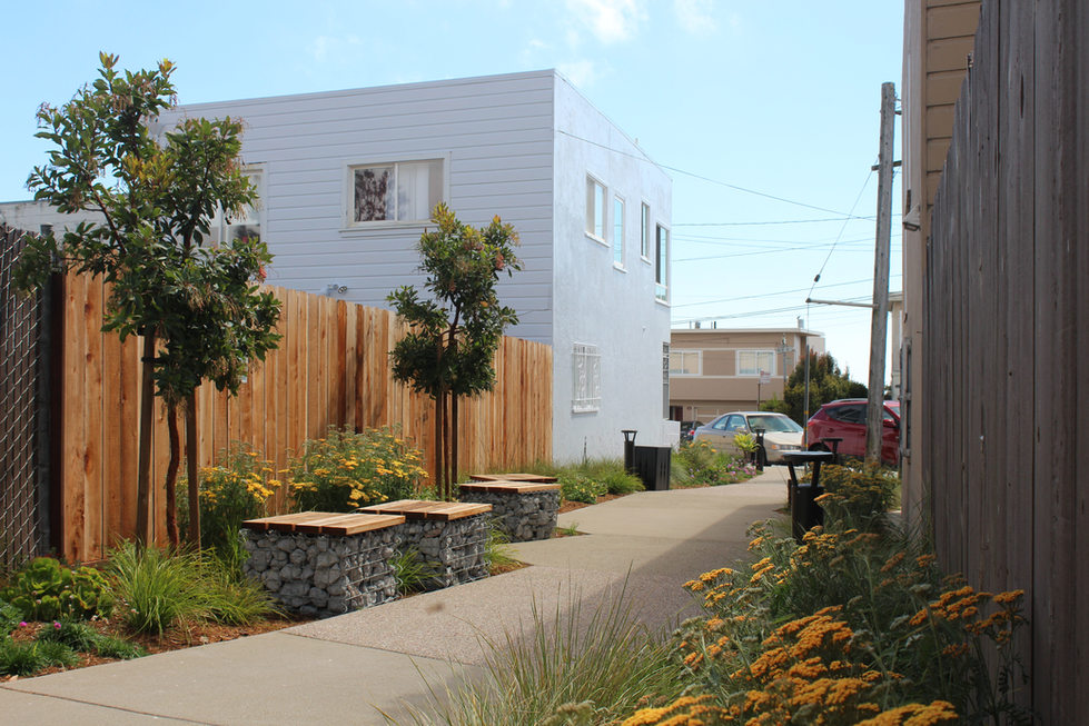 Ridge Lane San Francisco