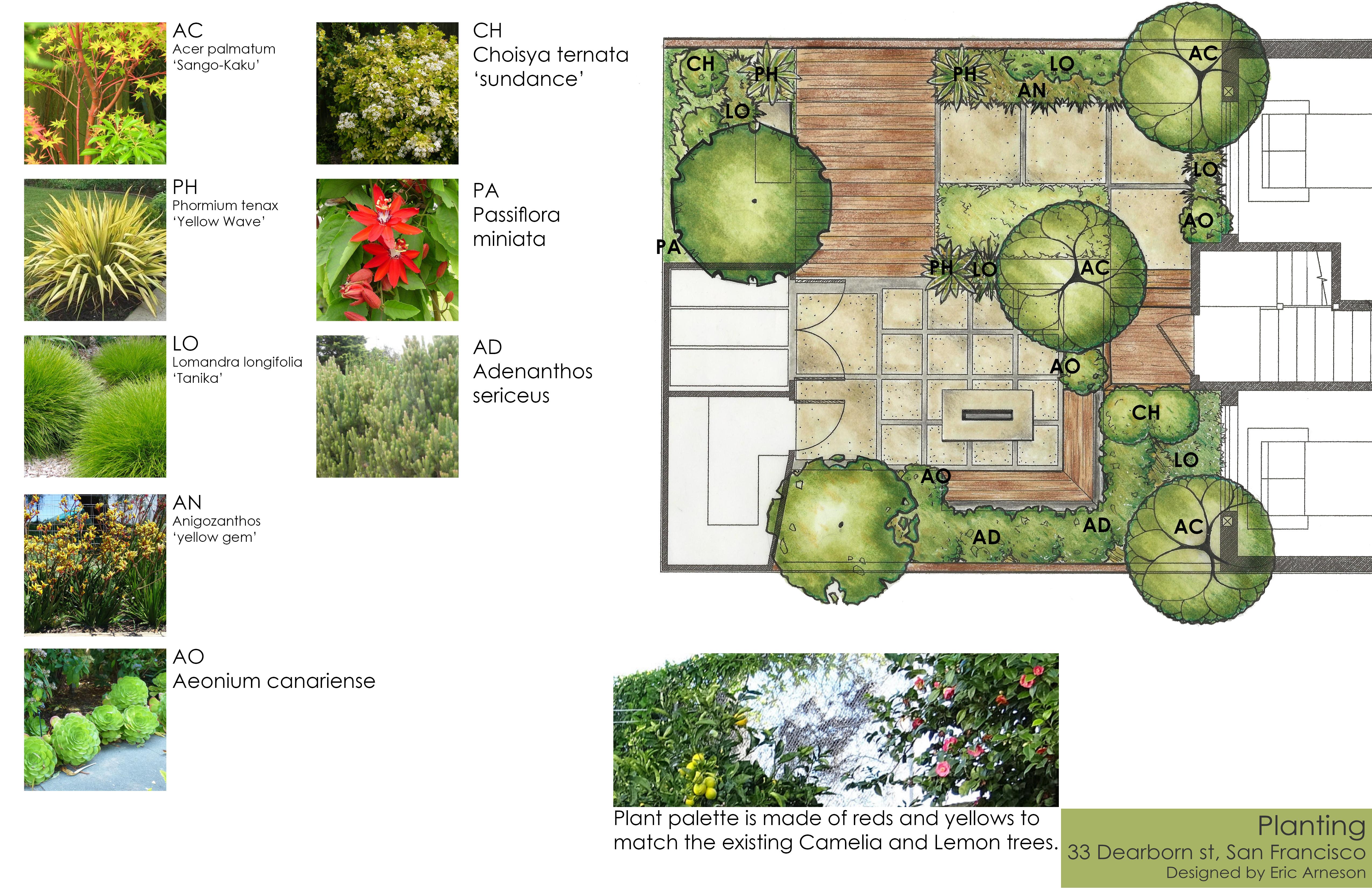 Dearborn Planting Design