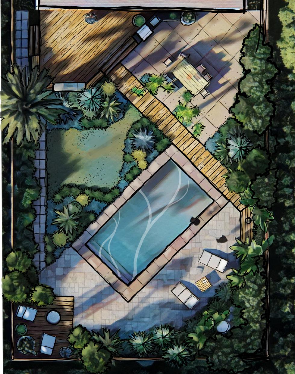 Bakcyard Concept Plan