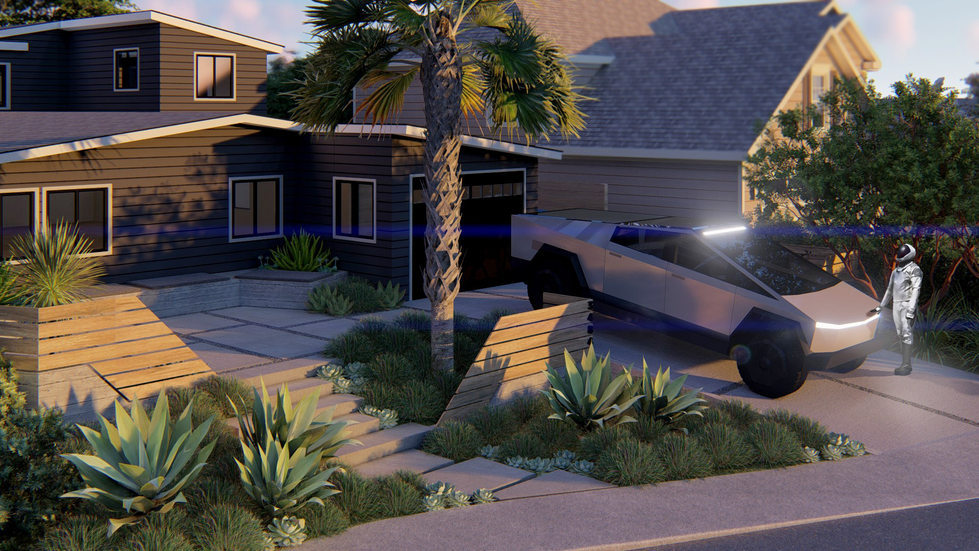 Front Yard Residential Design