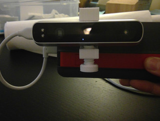 3D Scanning with the Structure Sensor by Occipital