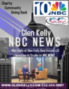 Glen Kelly LIVE on NBC NEWS Glen Kelly Real Estate NBC NEWS 10