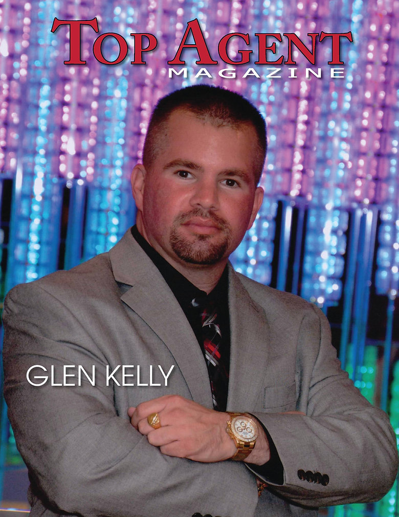 Top Agent Magazine Featured Cover Story with Glen Kelly of Glen Kelly Real Estate and Glen Kelly, Realtors Buying Selling Real Estate Jersey Shore Luxury Waterfront Homes Land Commercial Residential Money Mortgage Glen Kelly GKRE Foreclosure Short Sale Top Agent Top Broker Top Producer Top Agent Magazine Cover Story Internationally Recognized Acclaimed Real Estate Superstar Family Team glenkelly.com