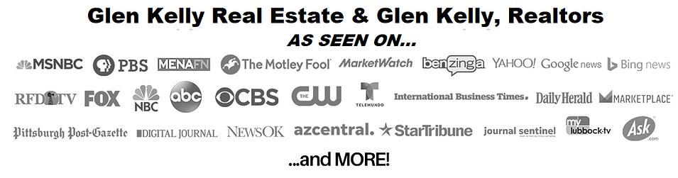 msnbc pbs cbs nbc fox market watch motley fool yahoo google glen kelly and glen kelly real estate nj new jersey