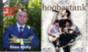 Glen Kelly Hoobastank The Reason Live Concert Bayville NJ July 4 2014 Hoobastank LIVE