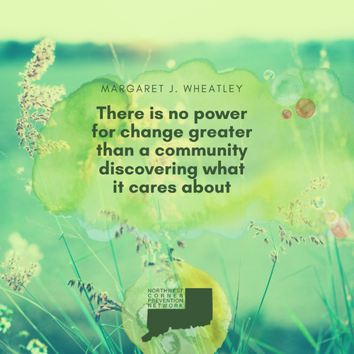 There is no power for change greater tha