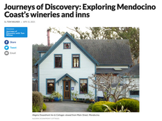 Catch Us In These Mendo County Review
