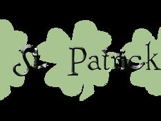 St. Patty's Fundraiser!