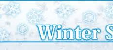 WINTER SPECIAL!!!