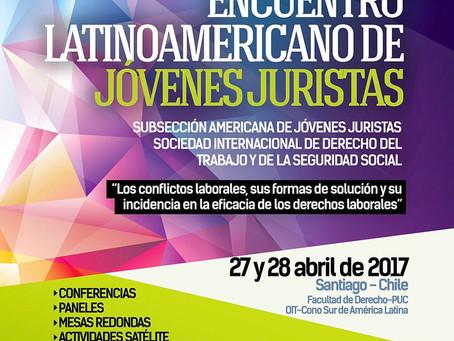 ENCUENTRO LATINOAMERICANO DE JÓVENES JURISTAS SUB SECCIÓN AMERICANA DE JÓVENES JURISTAS SOCIEDAD INT