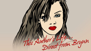 This Author's Life: March Edition