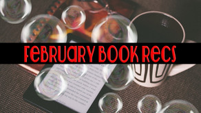 February Book Recommendations