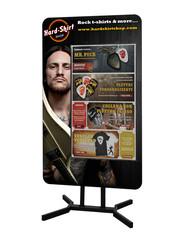 Totem multimediale digital signage