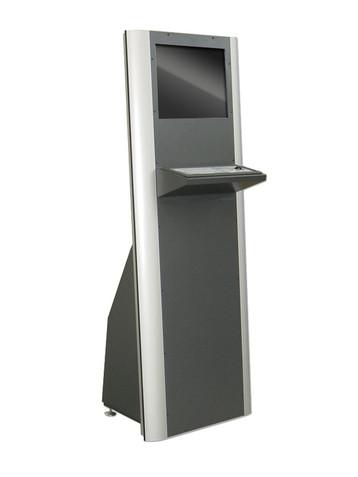Totem industriali touchscreen