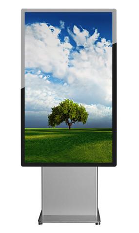 Totem multimediali touchscreen