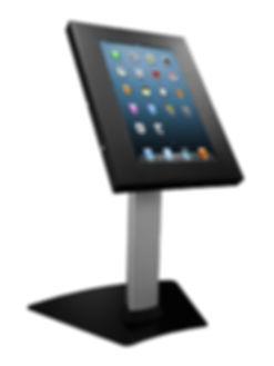Espositore da tavolo per iPad e tablet