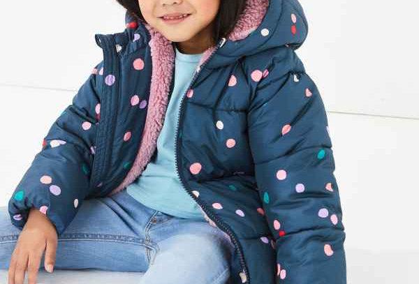 Детски палта и якета