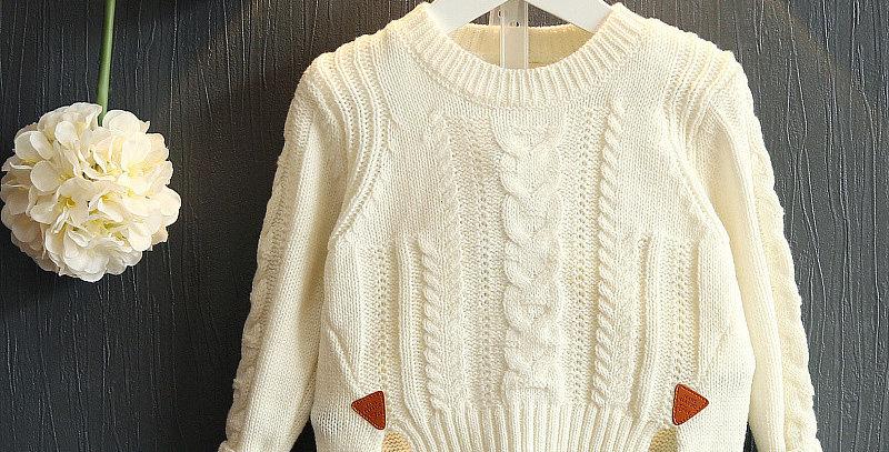 Детски зимни блузи/пуловери