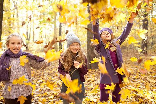 Есенни детски маркови облекла