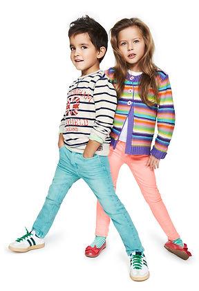 износител надетски дрехи на международни марки и брандове, добре известни в Англия и Европа