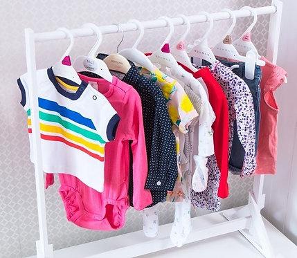 Детски дрехи - ликвидация на свръхпроизводство