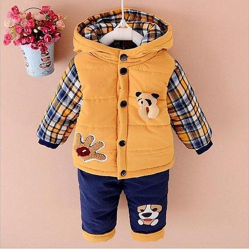Детски зимни дрехи