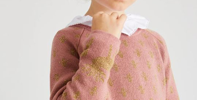 Детски блузи и пуловери