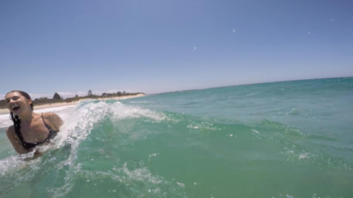 Healthy active swimming in Australia